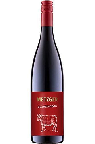 Metzger Prachtstück 2017 Rotwein trocken 0,75 L