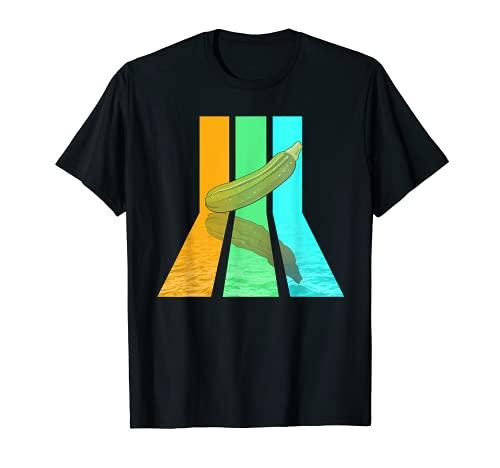 Calabacn estilo retro de los aos 80 Camiseta