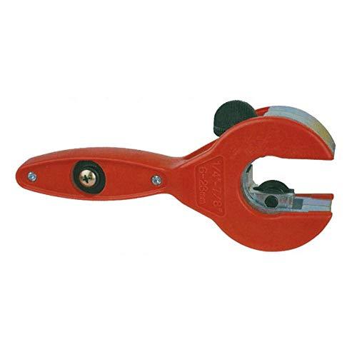 Rohrschneider aus PVC, PE, PVDF | Schneiden von Rohren aus PVC Ø 0-63 mm | Eisenwaren und Heimwerken