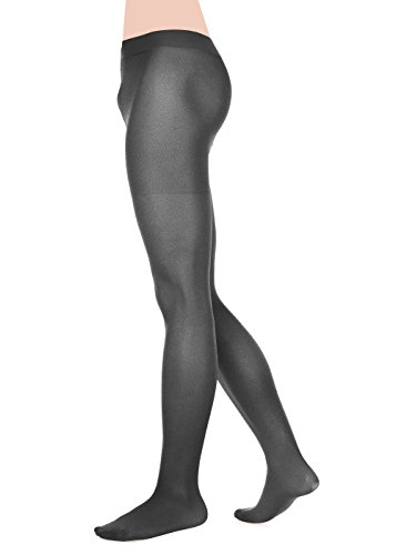 GLAMORY Support 40 Men Support Tights Plus Size-black-4XL-(30-32)