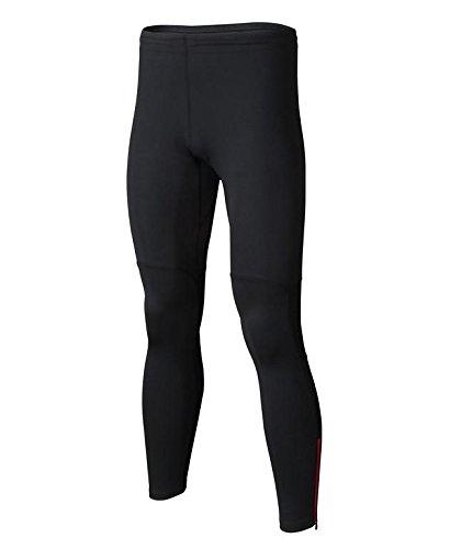 Huub Core Mallas de Entrenamiento para Hombre, Núcleo, Hombre, Color Negro, tamaño Large