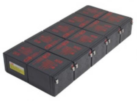 APC APCRBC117 OEM BATTERIES ONLY FOR APC UPS 1 YR WARRANTY APCRBC117-BS : Batteriesatz . APC Akku Ersatzbatterie