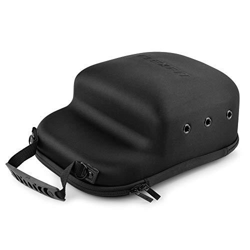 RACEFOXX Cap Box, opslag, koffer, case, muts, hoofddeksel, transport