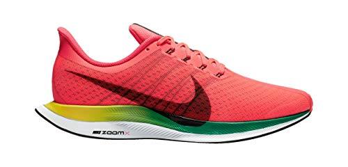 Nike Men's Zoom Pegasus 35 Turbo Running Shoes (12, Red/Black/White)