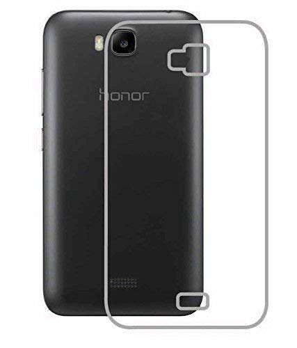 FCS Transparent Silicon Back Case For Huawei Honor Bee Y541-U02
