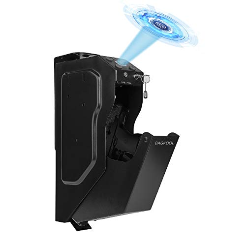 BAGKOOL Biometric Gun Safe