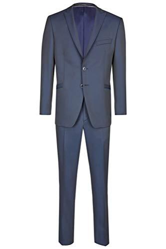 Wilvorst - Herren Anzug in Blau (Art.451200/32 Modell: 12262 223-2), Größe:50, Farbe:Blau (32)