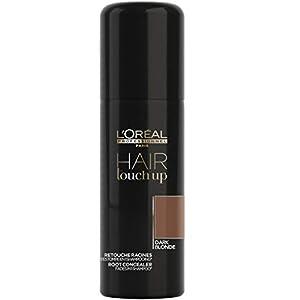L'Oréal Professionnel Coloración Hair Touch Up Dark Black 75 ml