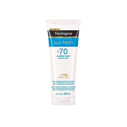 Neutrogena Protetor Solar Sun Fresh FPS 70 - 200 ml