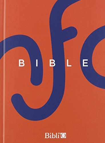 La Bible Nouvelle Français courant - Édition sans les livres deutérocanoniques