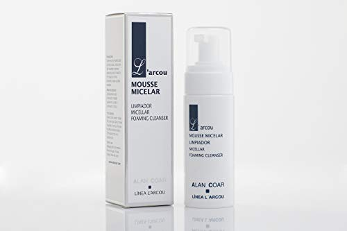 Alan Coar, Mousse Micelar Limpiador - 150 ml.