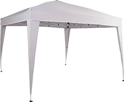 MaxxGarden pop-up tent, partytent, paviljoen, vouwpaviljoen, tuintent, inclusief tas, WIT
