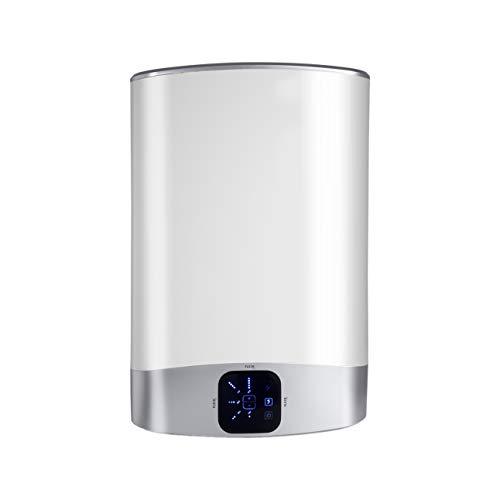 Fleck 3626158 Termo Eléctrico DUO 5, 1500 W, 230 V, 80 L, blanco, Fabricado para ser instalado en España