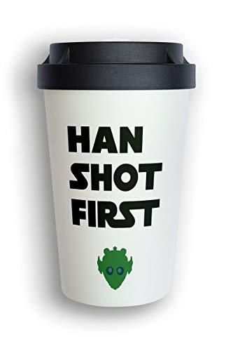 heybico Coffee to go Becher aus Pflanzen...