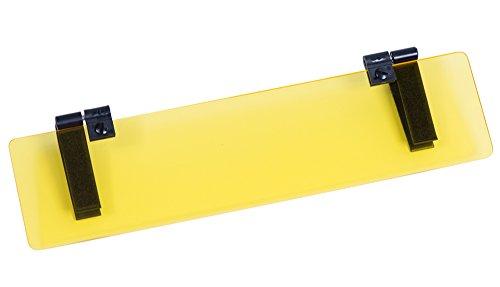 Glare Guard Nachtsichtbrille Zum Fahren Alternative | Polarisierter Nachtfahrer | Nachtfahrgläser Verbessert Den Kontrast Vergleichbare Gelbe Gläser | Nachtsicht-Visier Anti-Glare