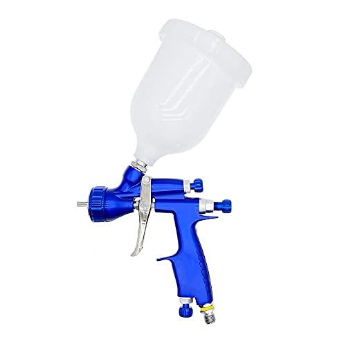 Spray Gun Paint Sprayer Automobile Spray Gun Water Based Paint Spray Gun Light Magnesium Aluminum Perfect Atomization Sprayer