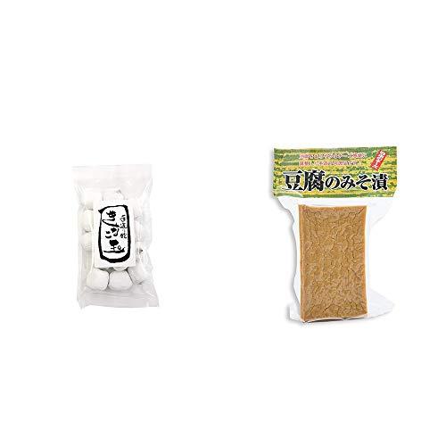 [2点セット] きなこ玉(160g)・日本のチーズ 豆腐のみそ漬(1個入)