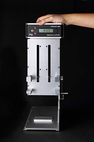 eLevel ANGLE360 - Magnetic Digital Level - Electronic Angle Finder, Protractor, Inclinometer, Bevel Gauge