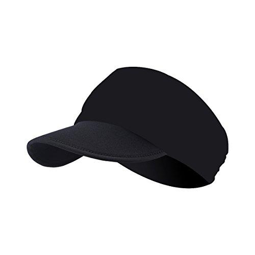 hikevalley Yoga Headband - Unique Design Women UV Protective Sun Visor (EV09)