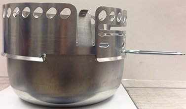 "Weber 22 1/2"" Kettle Performer/Gold Charcoal Ash Catcher Bowl Assembly"