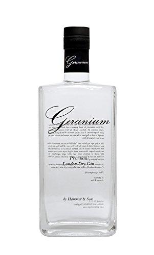 Geranimun London Dry Gin Ginebra, 44º - 700 ml