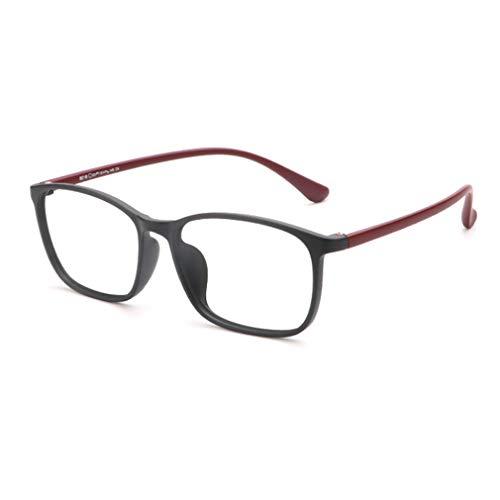 Progressieve multifocal, fotochroom negatieve ionen-leesbril, HD-blauw licht-veiligheidsbril, 100% UV-bescherming, unisex computerleesbril, TR-frame, verbetert de slaapcyclus, vermindert de overbelasting.