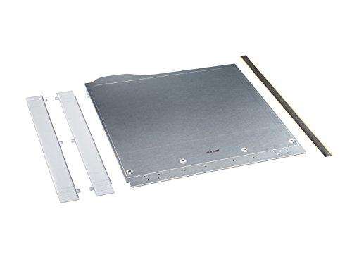 Miele Original Zubehör UBS T1/G Unterbausatz / für sicheren Unterbau von Trocknern T1 mit gerader Blende / sicherer Unterbau in niedrige Nischen (ab 82 cm)