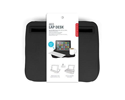 Kikkerland US039-BK iPad iBed - Black