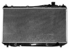 02 honda civic radiator - 2