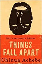 Things Fall Apart worn Cover edition