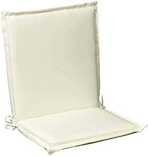 PAPILLON 8097010 Cojín para Sillon Bajo 95x52x5 cm. Beige Desenfundable