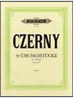 50 UEBUNGSSTUECKE OP 481 - arrangiert für Klavier [Noten / Sheetmusic] Komponist: CZERNY CARL