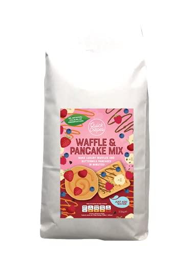 Award-Winning Luxury Waffle & Pancake Mix - just add Water to Make Perfect...