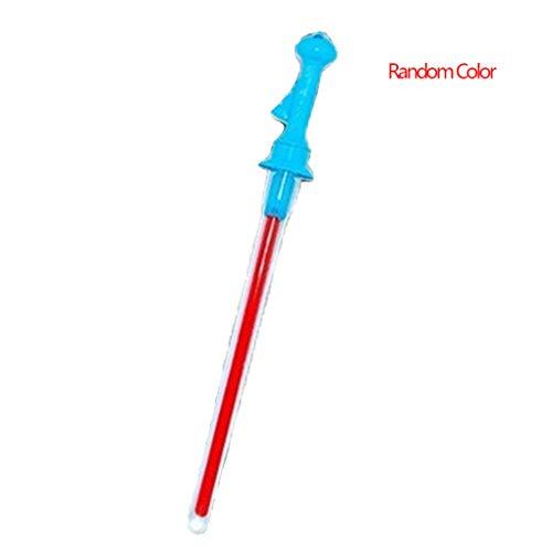 Floridivy Kleur Random Big Size Outdoor Toys Long Bubble Machine Bar Stick Bubble Making Sword Kids Zeep Toy Kinderen Cadeau