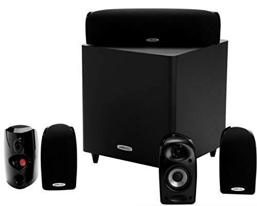 Polk Audio TL-1600 5.1 Lautsprecher System, schwarz