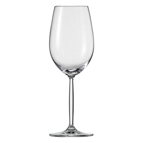 Schott Zwiesel Weißweinglas, Glas, transparent, 24.2 x 16.9 x 22.5 cm, 6-Einheiten