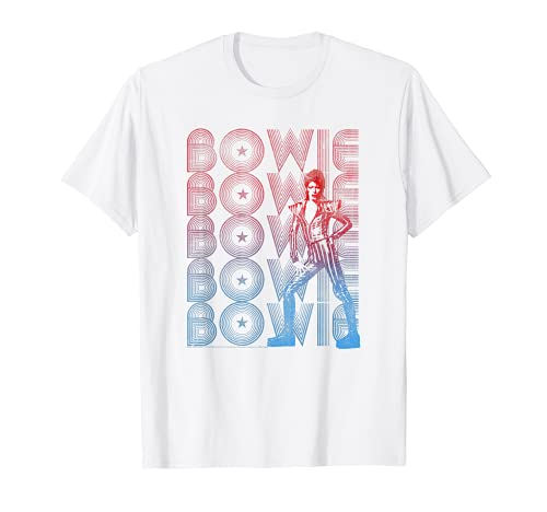 David Bowie - Rise and Fall T-Shirt