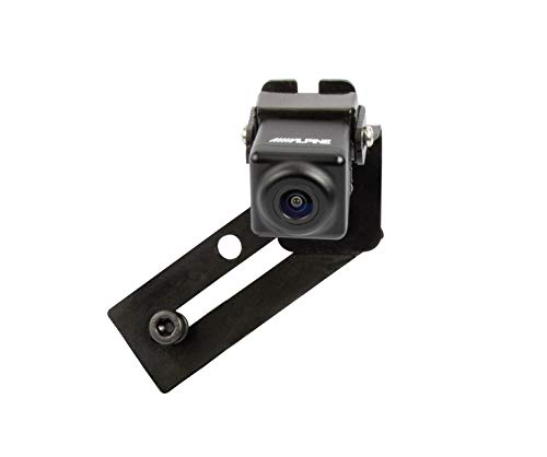 Alpine's HCE-RCAM-WRA Spare Tire Rear-View HDR Camera for The 2007-2008 Jeep Wrangler