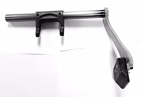 Genuine Mitsubishi Clutch Release Lever Shaft Fork with Pins MD731448 / MD701722 Mighty Max D-50 Pickup 2.4L Engine 1990 1991 1992 1993 1994 1995 1996 1