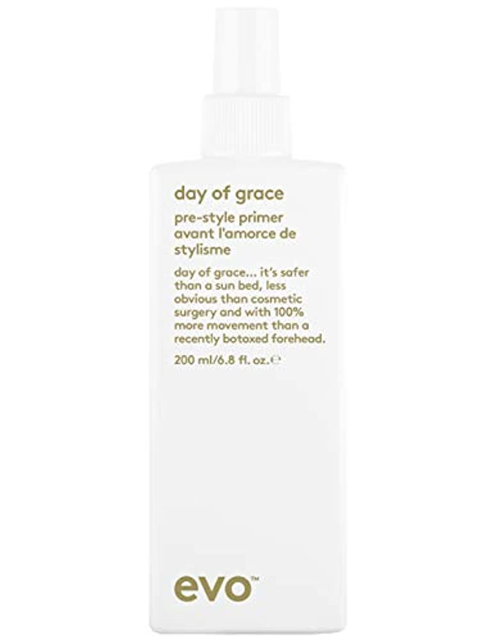 団結タイムリーな袋Evo Day Of Grace Leave-In Conditioner (For All Hair Types, Especially Fine Hair) 200ml/6.8oz