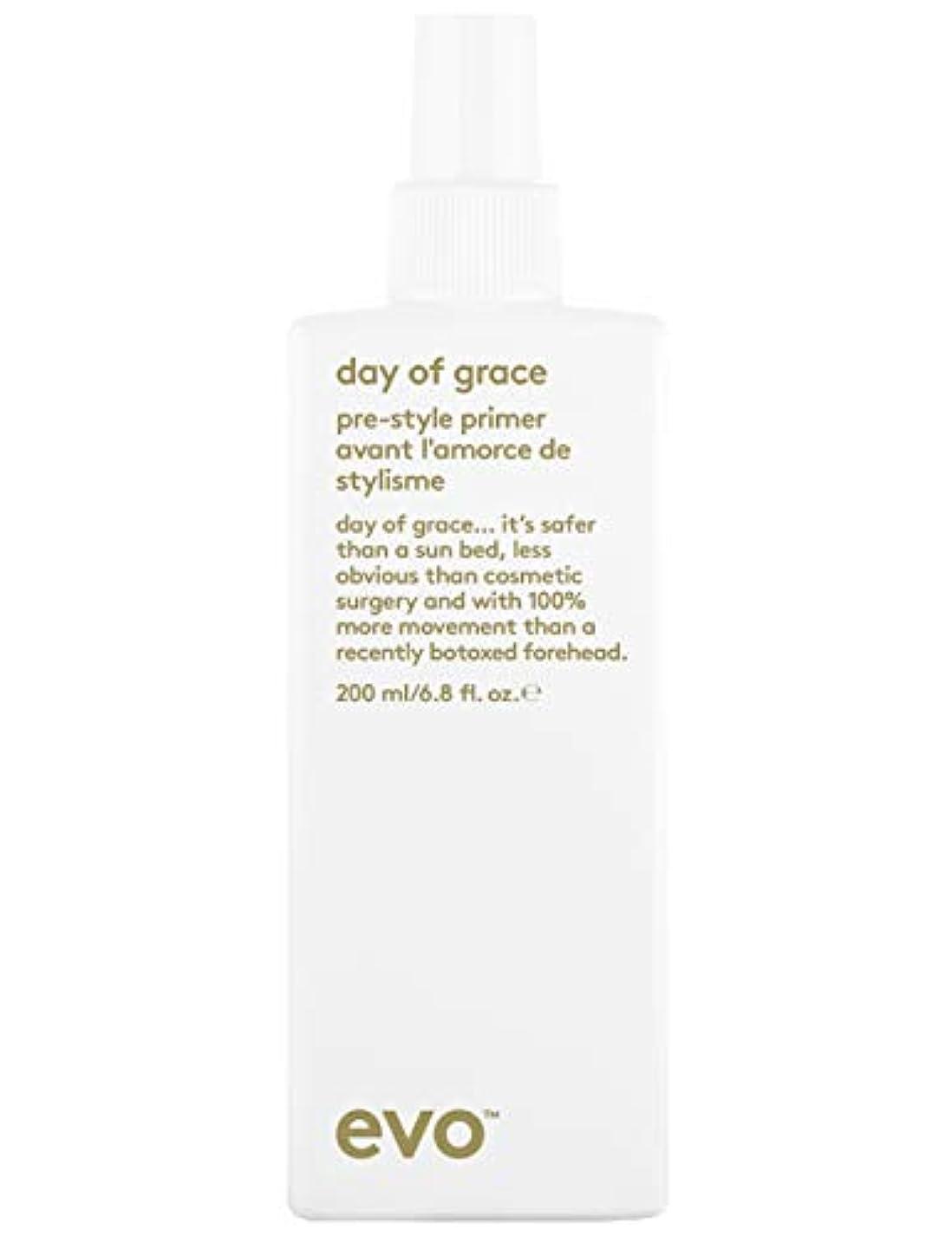 追い出すモンスターリファインEvo Day Of Grace Leave-In Conditioner (For All Hair Types, Especially Fine Hair) 200ml/6.8oz
