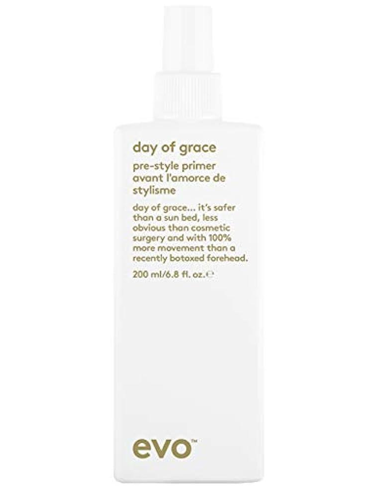 クラブ書士探検Evo Day Of Grace Leave-In Conditioner (For All Hair Types, Especially Fine Hair) 200ml/6.8oz