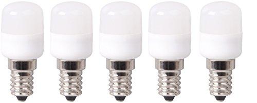 Xqlite LED-Leuchtmittel, E14, 2.5 W, 5er Set