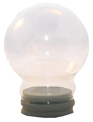 Snowglobe for you 40003-80mm-Ersatzglas/Bastelglas für Schneekugel