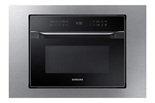 """Samsung MA-TK3080CT 30"""" Trim Kit for MC12J8035CT Counter Top Convection Microwave, Stainless Steel (Renewed)"""