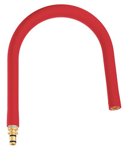 Grohe slanguitloop voor Essence keukenkraan rood (mat), 30321DG0
