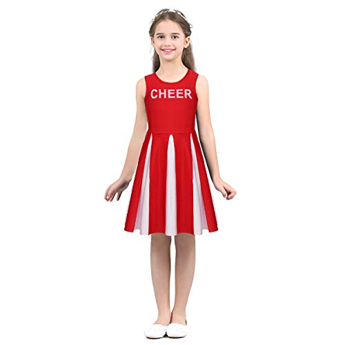 Cheerleaderin Kleider Uniform