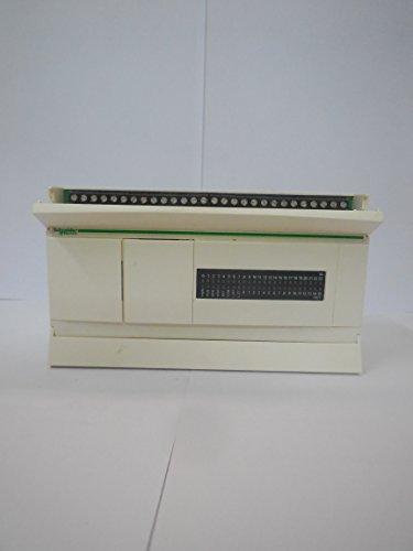 Schneider Electric TWDLCAE40DRF Cpu Compacta Twido, Alimentación 100-240 V Ca, 24 E 24 V Cc, 16 S
