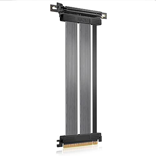 XIAOLO PCIe 4.0 X16 Riser Kabel Extreme...