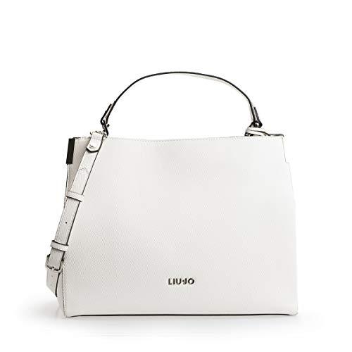 Liu-jo accessori 2 - Borsa col. 10701 bianco NA0002E0087